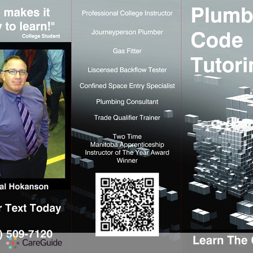 Tutor Provider W. Hal Hokanson's Profile Picture
