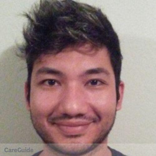Elder Care Provider Caio W's Profile Picture
