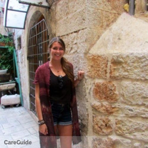 Canadian Nanny Provider Nicole B's Profile Picture