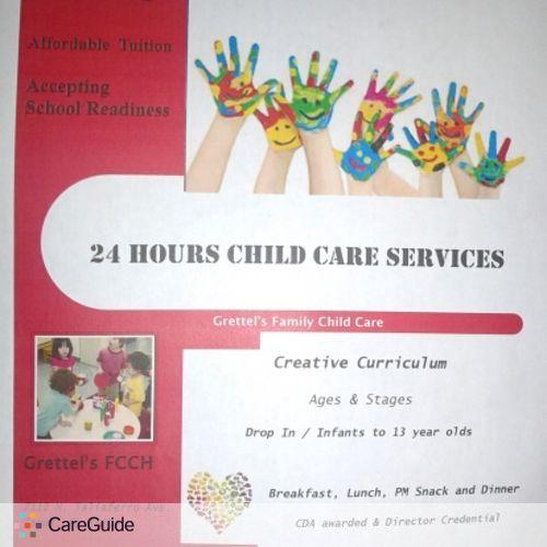 Child Care Provider Grettel S's Profile Picture