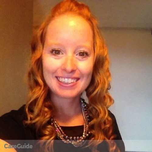Canadian Nanny Provider Meghan Woollard's Profile Picture