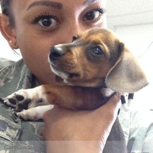 Pet Care Job Janae Santos's Profile Picture