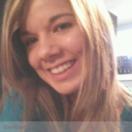 Canadian Nanny Provider Kiersten Zukowsky's Profile Picture