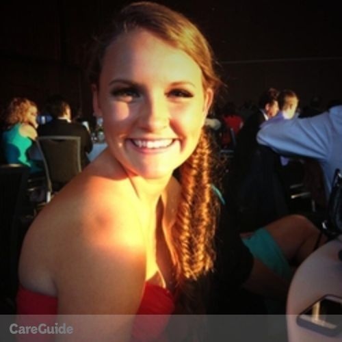 Canadian Nanny Provider Ashley Rough's Profile Picture