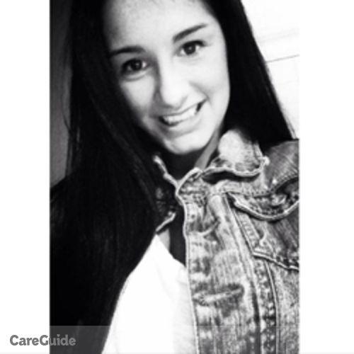 Canadian Nanny Provider Annie-jade Charette's Profile Picture