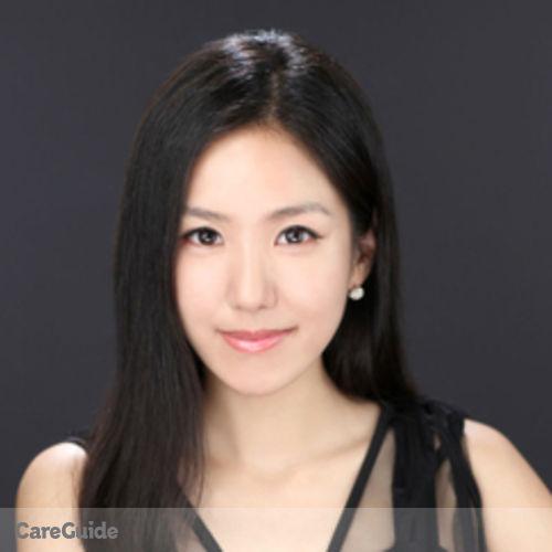 Canadian Nanny Provider Jihyun Seo's Profile Picture