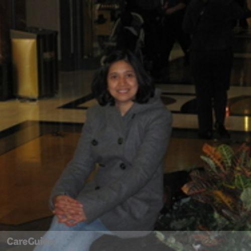 Canadian Nanny Provider Nurain A's Profile Picture