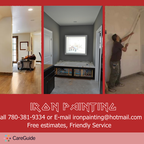 Painter Provider Aaron M's Profile Picture