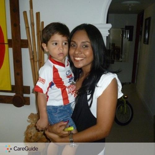 Child Care Provider Angelica B's Profile Picture