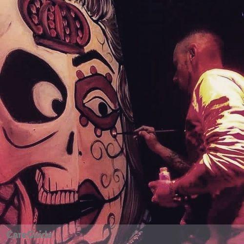 Painter Provider Enrique Blanco's Profile Picture