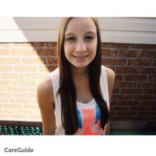 Canadian Nanny Provider Kylee V's Profile Picture