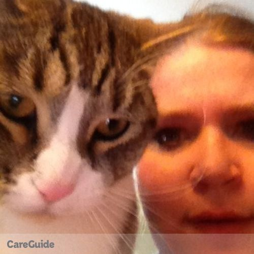 Canadian Nanny Provider Andie Christenhusz's Profile Picture
