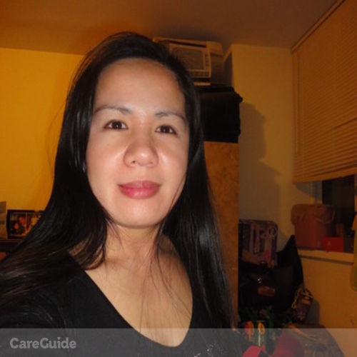 Canadian Nanny Provider Evelyn Dionisio's Profile Picture