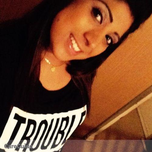 Canadian Nanny Provider Melani Tharmalingam's Profile Picture