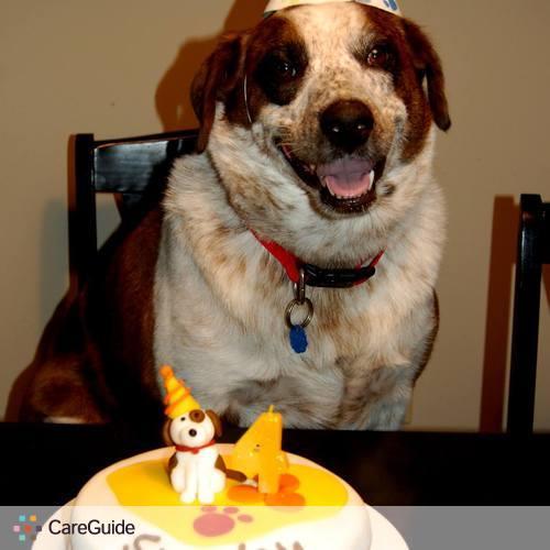 Pet Care Job Trixie 's Profile Picture