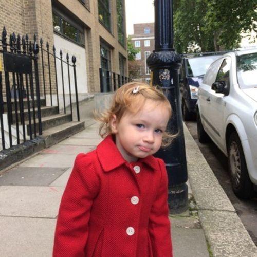 Canadian Nanny Job Liana F's Profile Picture