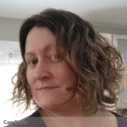 Canadian Nanny Provider Wendy Capp's Profile Picture