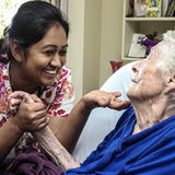 Polite Senior CNA/ PSW for Hire with over 10 years experience