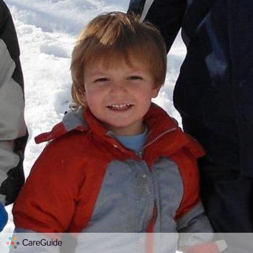 Child Care Job Jeffrey R's Profile Picture