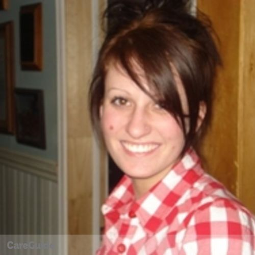 Canadian Nanny Provider Nichole Preston's Profile Picture