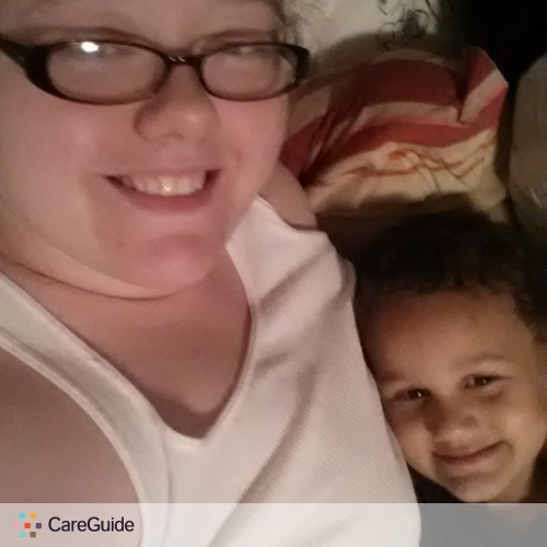 Child Care Provider Ashley Brooks's Profile Picture