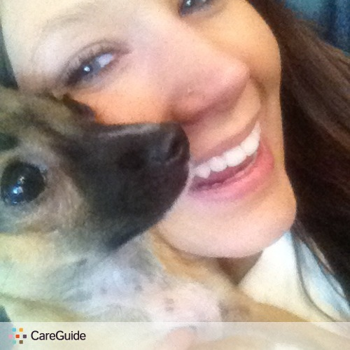 Pet Care Provider Amber C's Profile Picture
