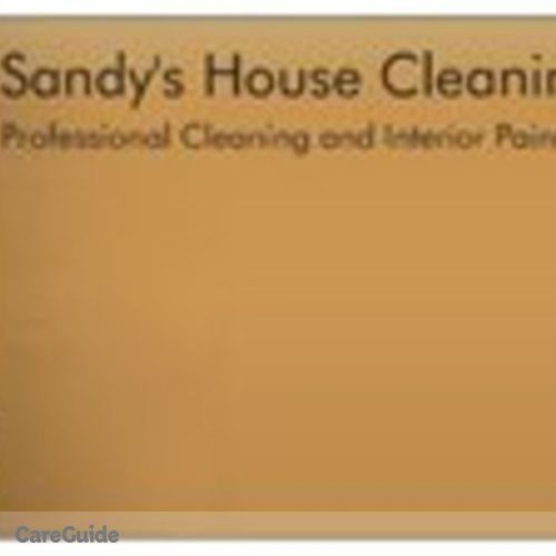 Housekeeper Provider Sandra V's Profile Picture