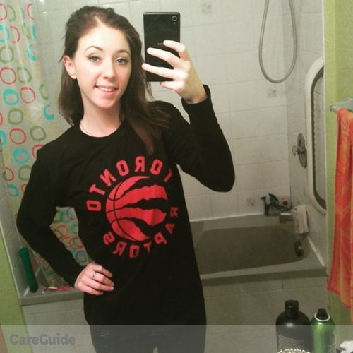 Canadian Nanny Provider Nicole Waterson's Profile Picture