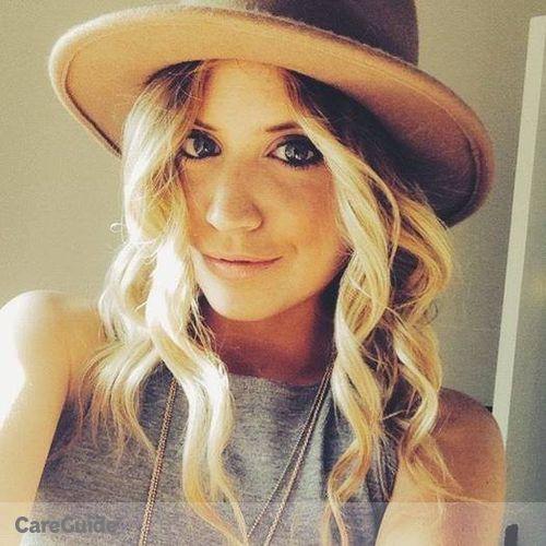 Canadian Nanny Provider Hillary T's Profile Picture