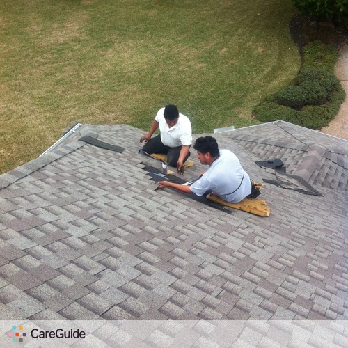 Roofer Provider Jaime H's Profile Picture