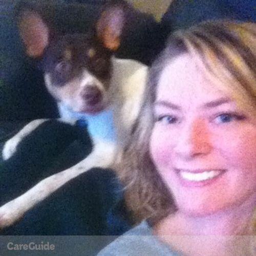 Pet Care Job Brittany V's Profile Picture