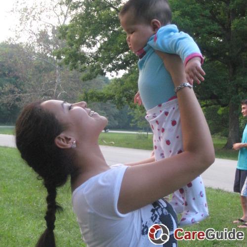 Child Care Provider Gia K's Profile Picture