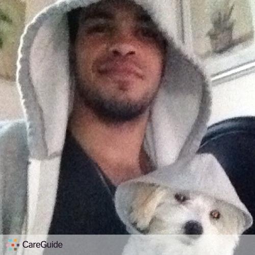 Pet Care Provider Alex Willis's Profile Picture