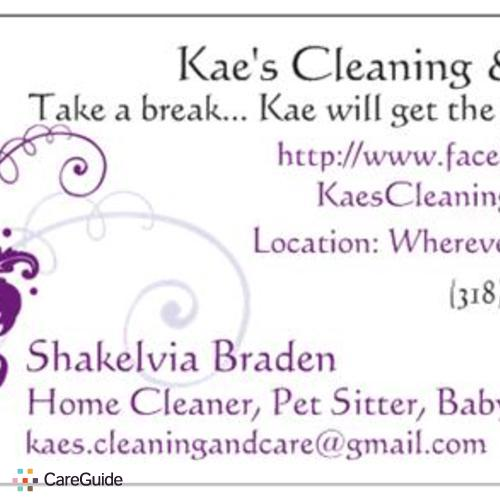 Housekeeper Provider Shakelvia Braden's Profile Picture