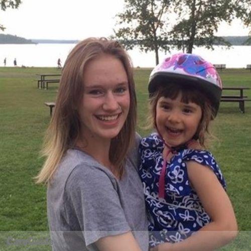 Canadian Nanny Provider Claire H's Profile Picture