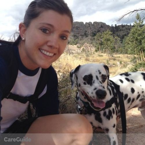 Pet Care Provider Ashley Foos's Profile Picture