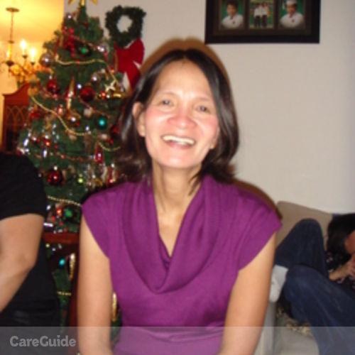 Canadian Nanny Provider Luzviminda Gariando's Profile Picture