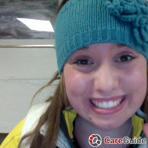 Child Care Provider Caroline Halverson's Profile Picture