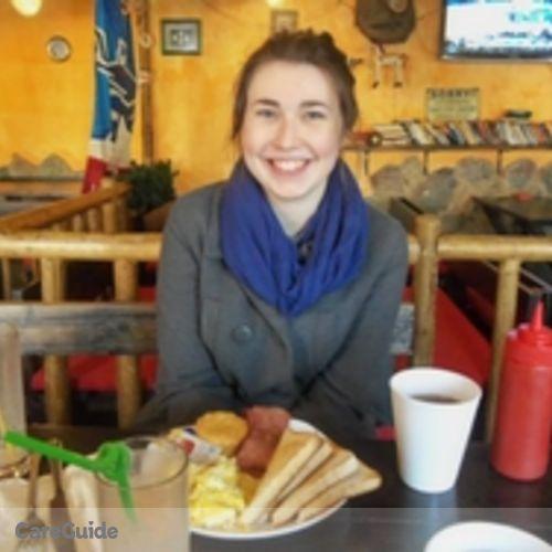 Canadian Nanny Provider Danielle Hall's Profile Picture