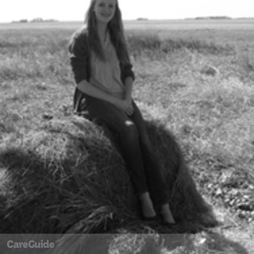 Canadian Nanny Provider Jessica Schroeder's Profile Picture