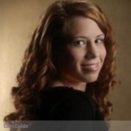 Canadian Nanny Provider Chantal Olmstead's Profile Picture