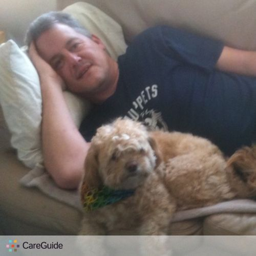 Pet Care Provider Gary Obst's Profile Picture