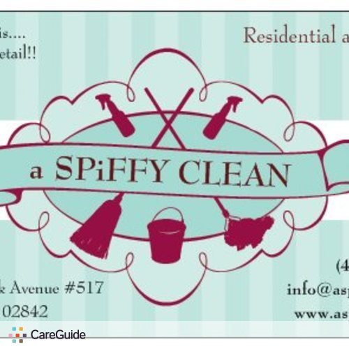 Housekeeper Provider A SPiFFY CLEAN Cleaning Service's Profile Picture