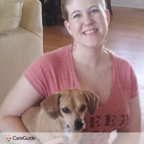 Pet Care Provider Katie Morse's Profile Picture