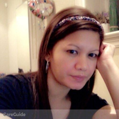Canadian Nanny Provider Rwena Yutero Esteibar's Profile Picture