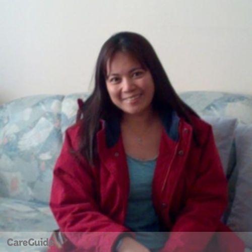 Canadian Nanny Provider Lilibeth Gimeno's Profile Picture