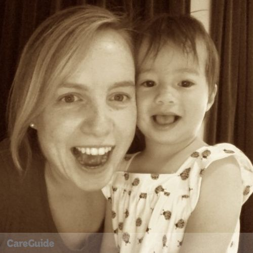 Canadian Nanny Provider Jennifer Burnside's Profile Picture
