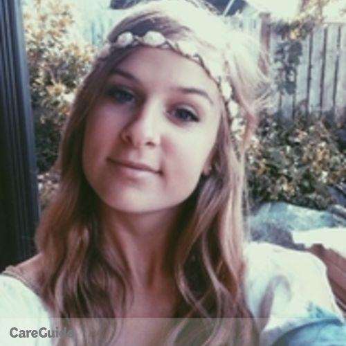 Canadian Nanny Provider Danielle Sekerak's Profile Picture