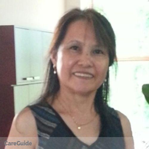Canadian Nanny Provider Josefina Z's Profile Picture