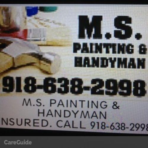 Painter Provider Monty Strain's Profile Picture
